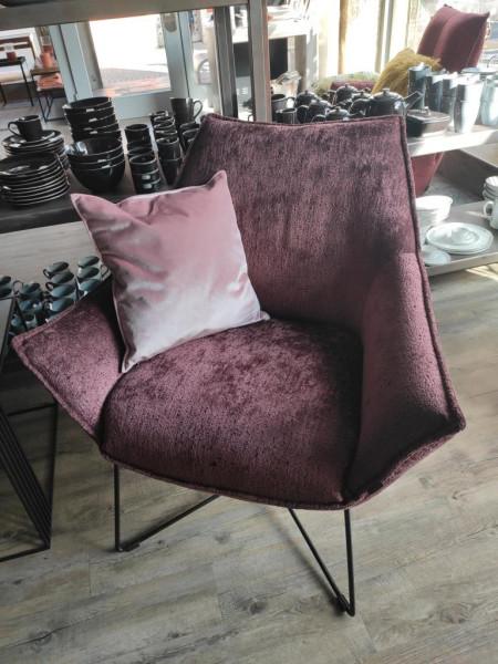 Design Sessel mit Kufen Egon von Furninova