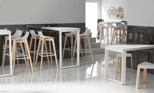 Wandtisch für Küche, Milieu