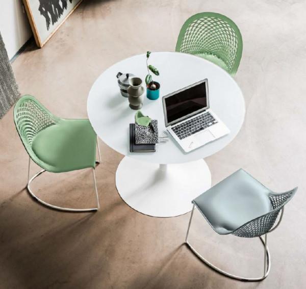 Midj Guapa Design Lederstuhl, Ambiente