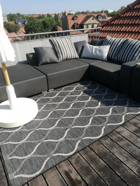 Teppich für draußen Nordic von Obsession