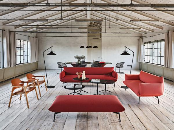 Midj Area Lounge Sofa