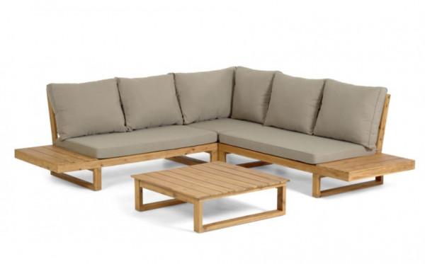 Gartensofa Lounge Ecke Flavina