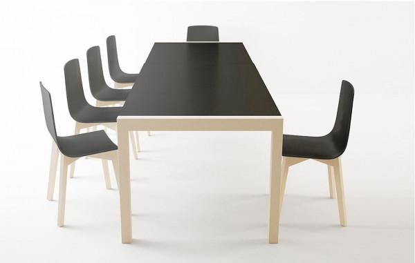 Küchentisch Concept Holz Buche Hell