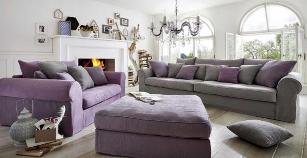 Hussen Sofa XL Cottage Primavera Gand, Ambiente