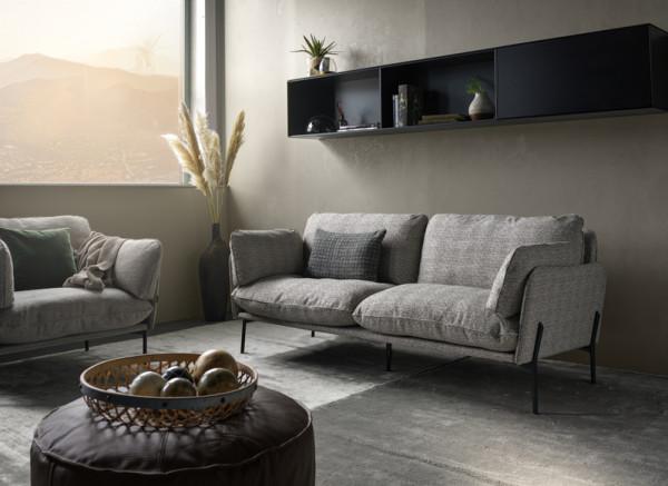 Mid Century Sofa modern Furninova Aldon